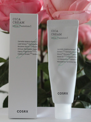 Cosrx Pure Fit Cica Cream Успокаивающий крем для лица