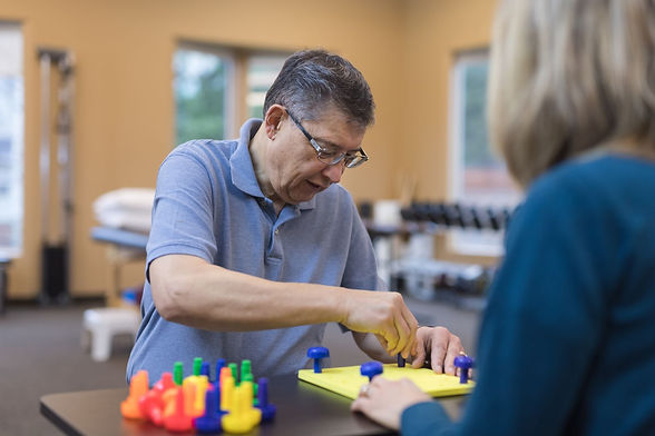stroke occupational therapy - FatCamera.