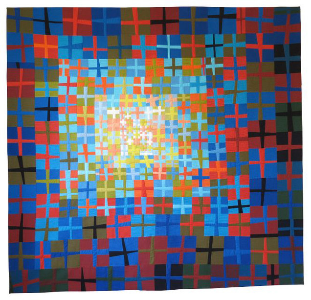 "Crosses 2019 | 75""h x 79""w"
