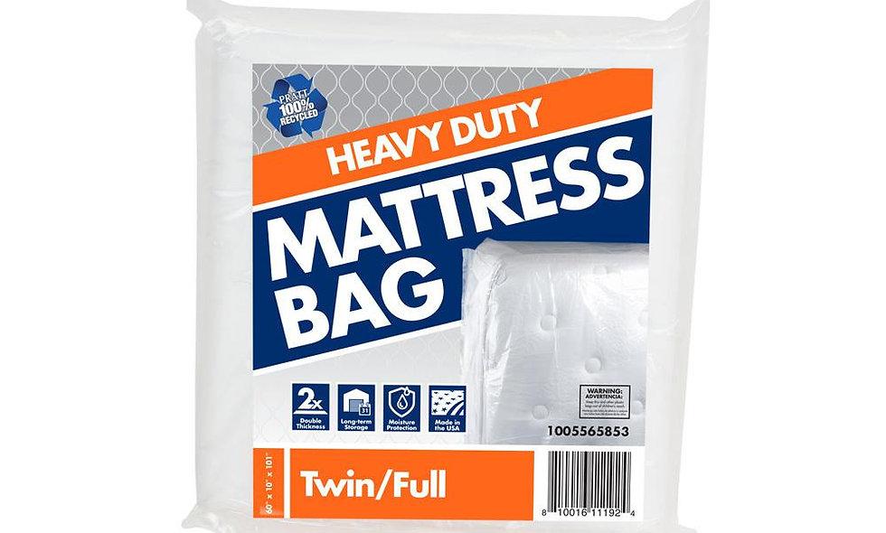 Heavy Duty Twin Mattress Bag