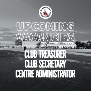 Upcoming Vacancies on Executive Committee