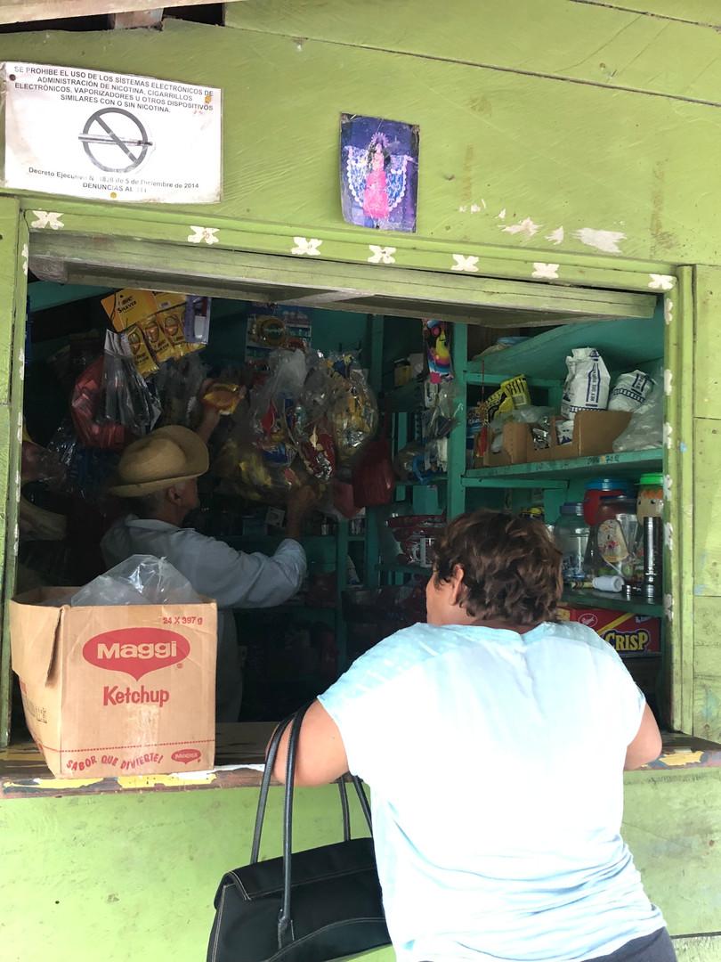 kiosco mini market