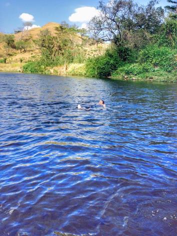 Oria river