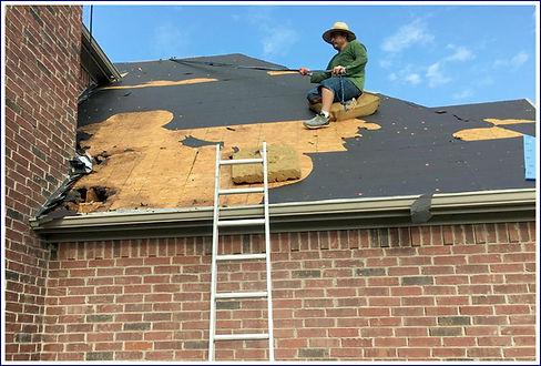 Repairs to decking in Aledo Texas (2).JP