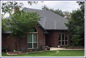 hip roof architectural shingles