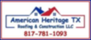 AmericanHeritageTX Logo