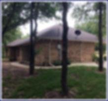 New roof and new rain gutters Azle, TX installed