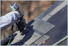 Installation of asphalt shingles