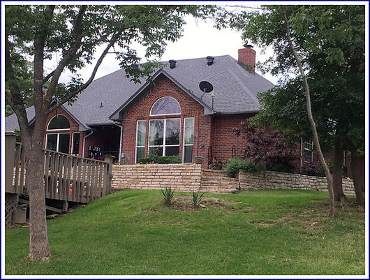 Architectural shingle new roof Aledo, TX