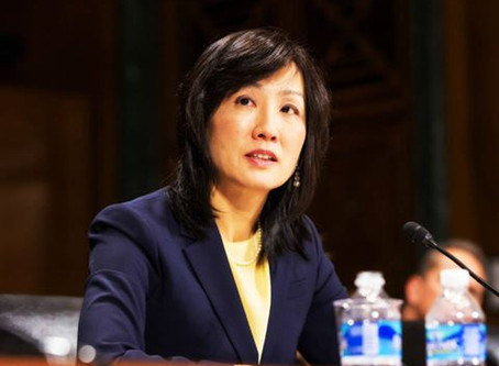 Michelle Lee out as USPTO Director?