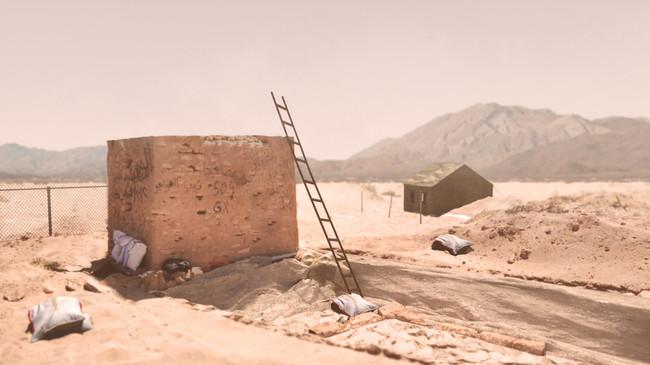 Kuwait dig site