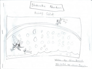 Blackhawkia Adventures: Raining Gold