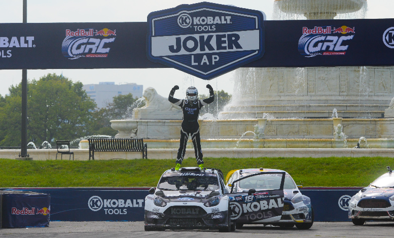GRC victory in Detroit 2015