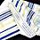 Thumbnail: Messianic Tallit Prayer Shawl with Matching Case