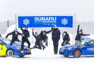 Thank You From Subaru Winter Experience!