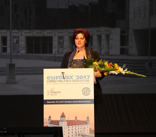 EUROTOX 2017 Conress president