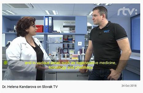 STV Gregor Mares and Helena Kandarova.jp