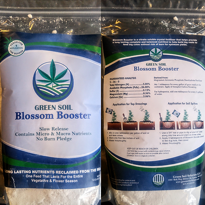 Green Soil Blossom Booster