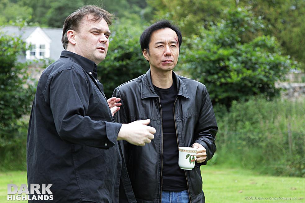 The Director Talks