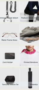 Men accessories for regular
