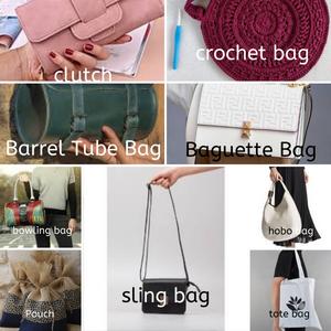 Bag's Type by fiachic