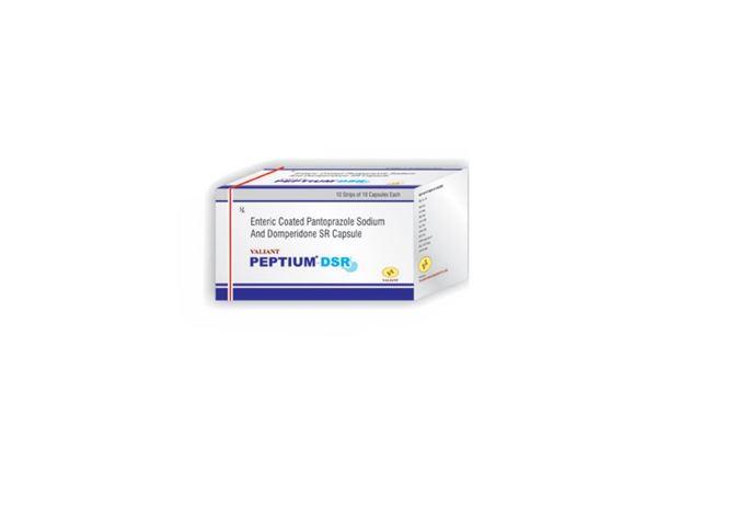 Valiant life sciences peptium DSR