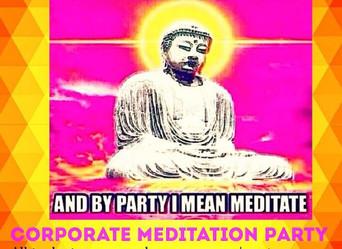 Corporate Meditation Programs