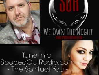 The Spiritual You on SpacedOutRadio 4-3-2018 -join me!