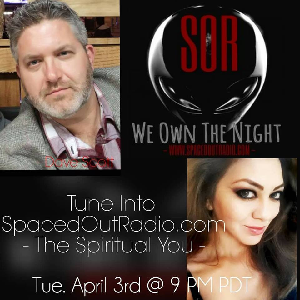 "Geraldine on ""The spiritual you"" www.spacedoutradio.com"