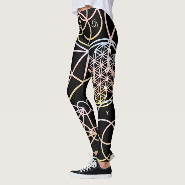 SACRED FREQUENCY LEGGING