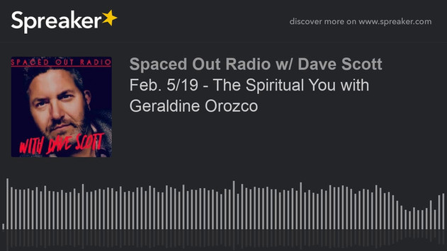 geraldine orozco - the spiritual you