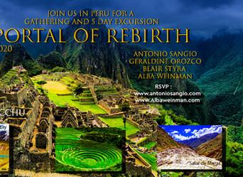 Cuzco, Peru Retreat 2020! Join us Alba, Blair & Antonio