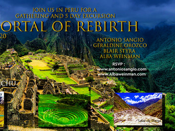 Cuzco, Peru Retreat 2020! Join us Alba, Blair & Antonio