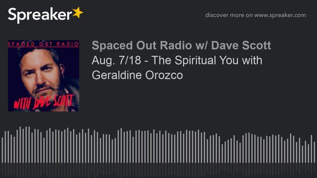 Geraldine Orozco the Spiritual You