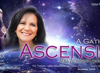 Ascension - A Gathering in Los Angeles w/ Alba Weinman