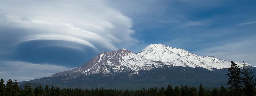Mt Shasta Geraldine Orozco