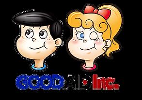 GOOD AID株式会社、会社ロゴ