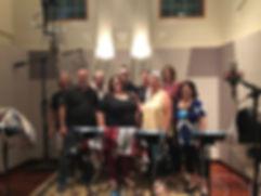 St. Philip's V team_posed pic in studio.