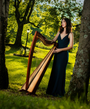 Karen and Harp.jpg