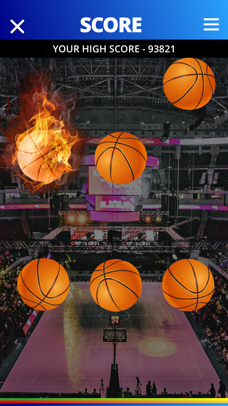 Score Full Court_game