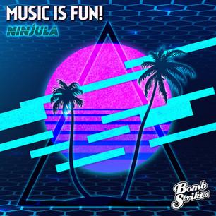Ninjula - Music Is Fun