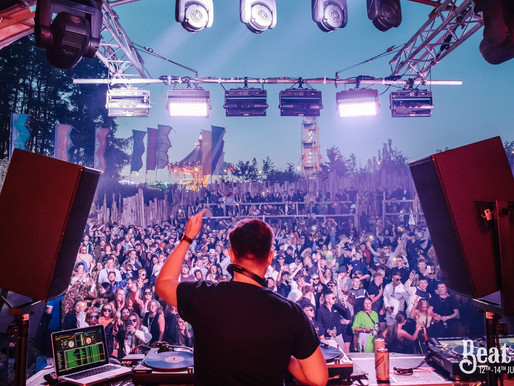Bombstrikes Takeover At Beatherder Festival