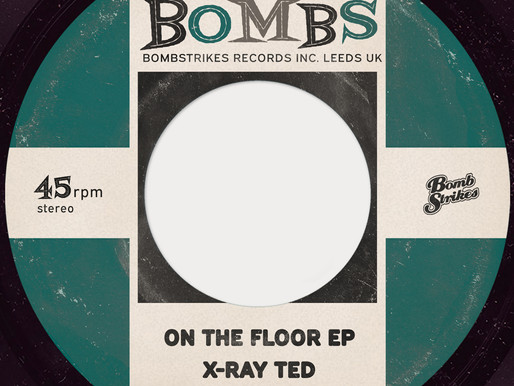 Pre Save: X Ray Ted EP
