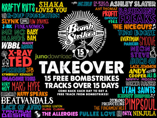 Bombstrikes Junodownload Takeover