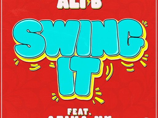 Out Now: Ali B - Swing It