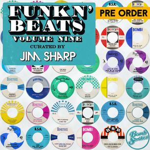 Funk N' Beats Vol. 9 (Curated by Jim Sharp)