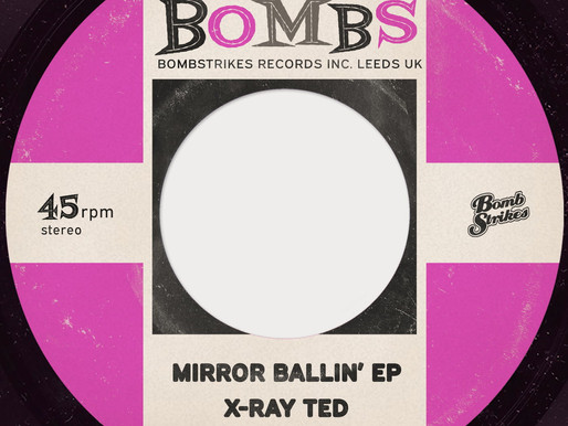 X-Ray Ted – Mirror Ballin' EP