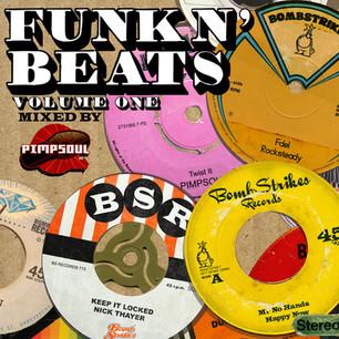 Funk N' Beats Vol 1: Pimpsoul