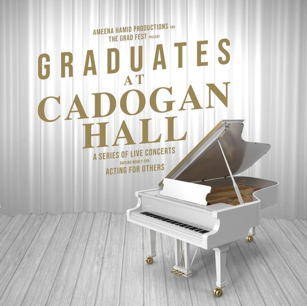 Graduates At Cadogan Hall