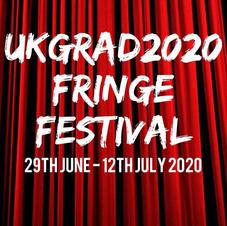 UKGRAD2020 Fringe Festival